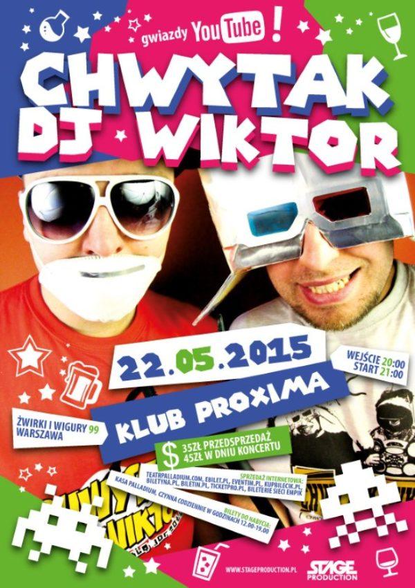 Chwytak i DJ Wiktor